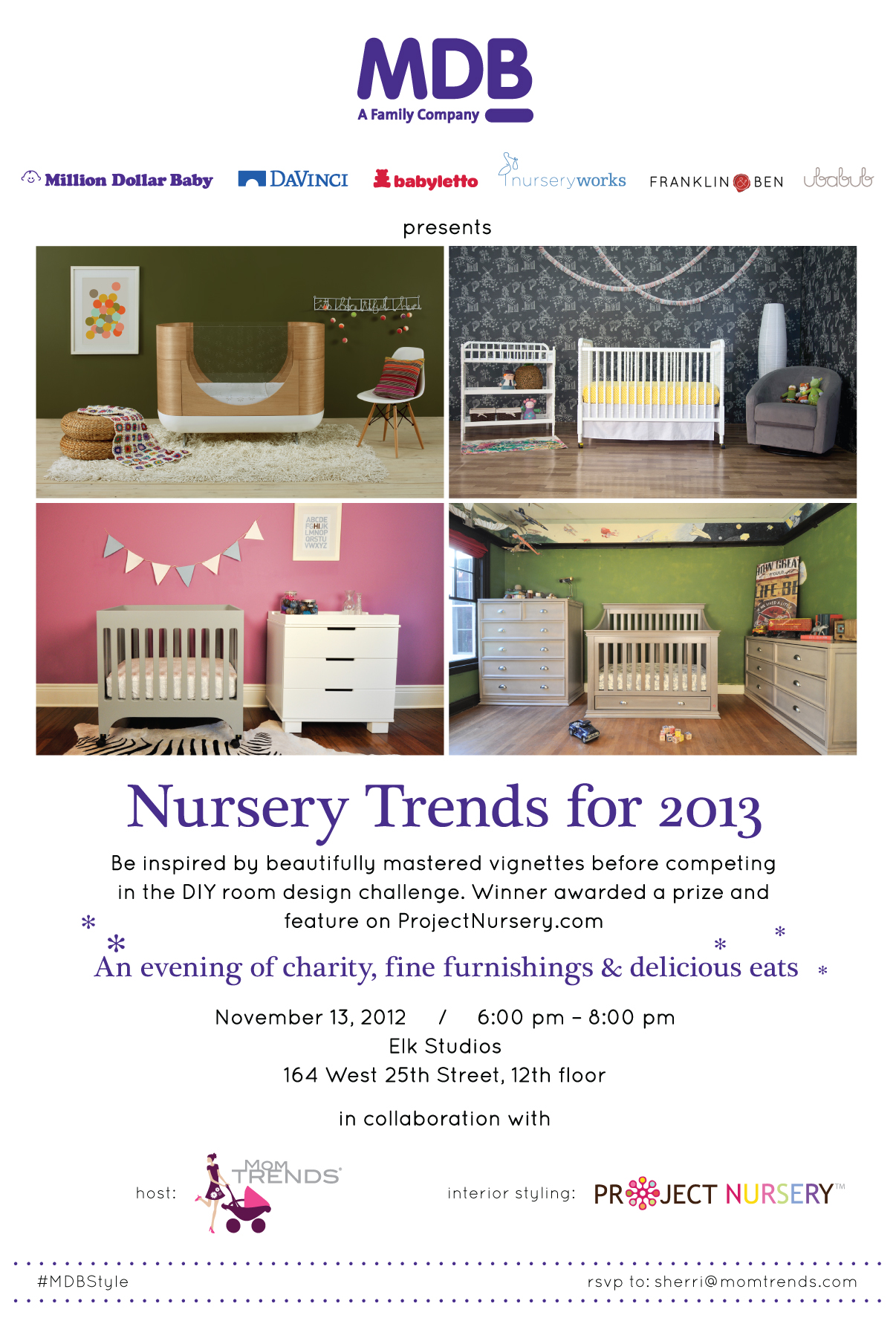 13 new nursery trends - photo #34