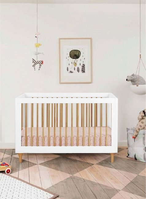 babyletto rails hudson with cribs in convertible rail review toddler crib