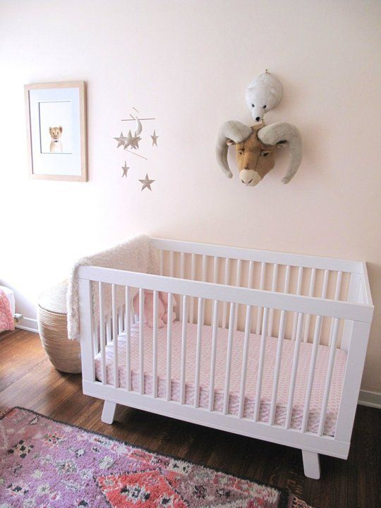 Babyletto Hudson Crib In White The Playroom By Mdb