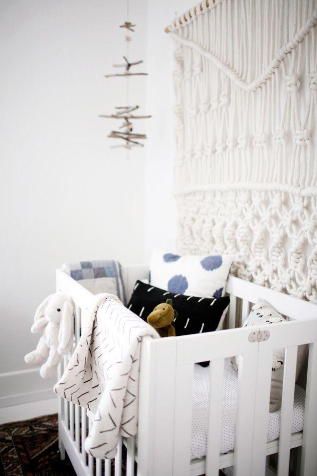 Babyletto - Origami Mini Crib - Black Tax Free at Posh Baby | 975x650