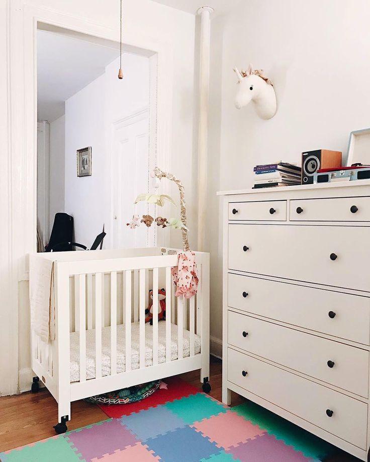 Babyletto - Origami Mini Crib - Washed Natural | West Coast Kids | 918x736